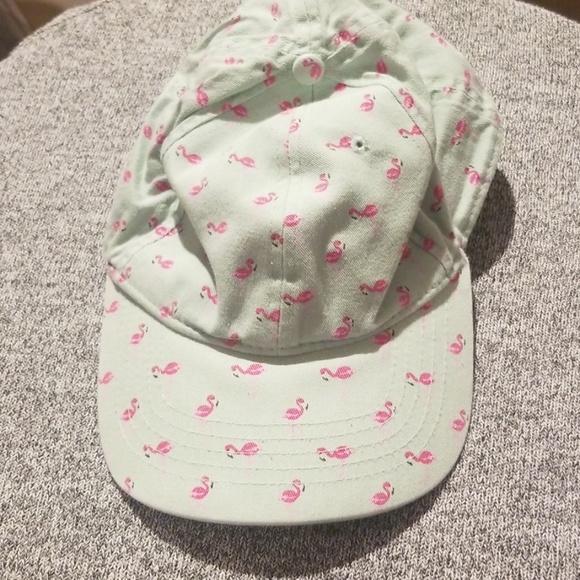 a098d5ea2 unbranded Accessories | Pink Flamingo Baseball Hat | Poshmark